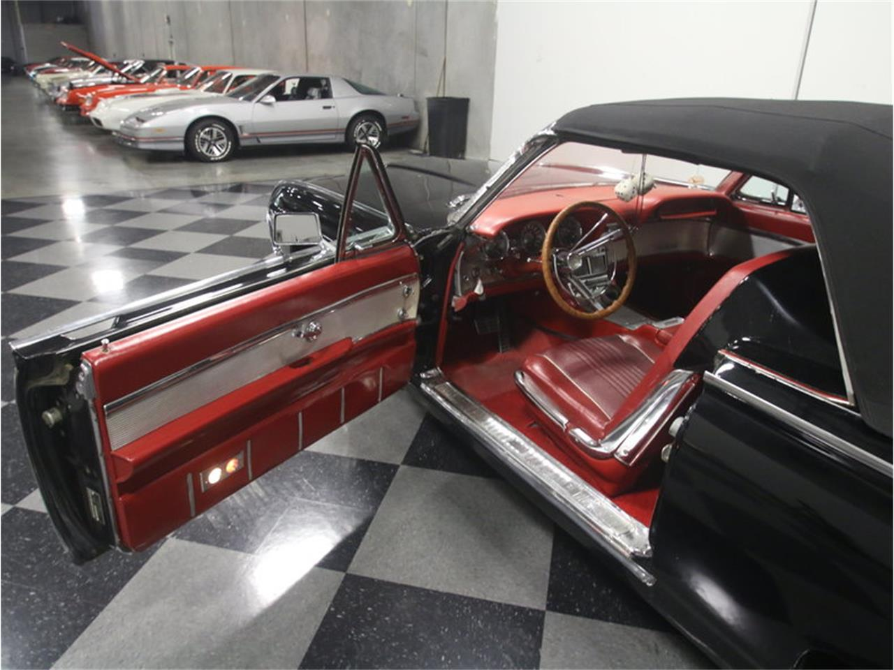 Large Picture of 1963 Ford Thunderbird Sports Roadster Offered by Streetside Classics - Atlanta - LGAZ