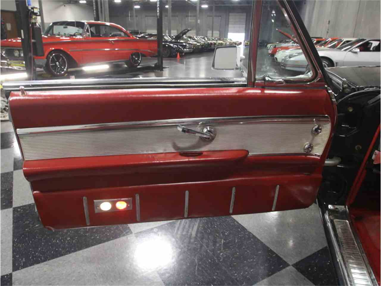 Large Picture of '63 Thunderbird Sports Roadster - LGAZ