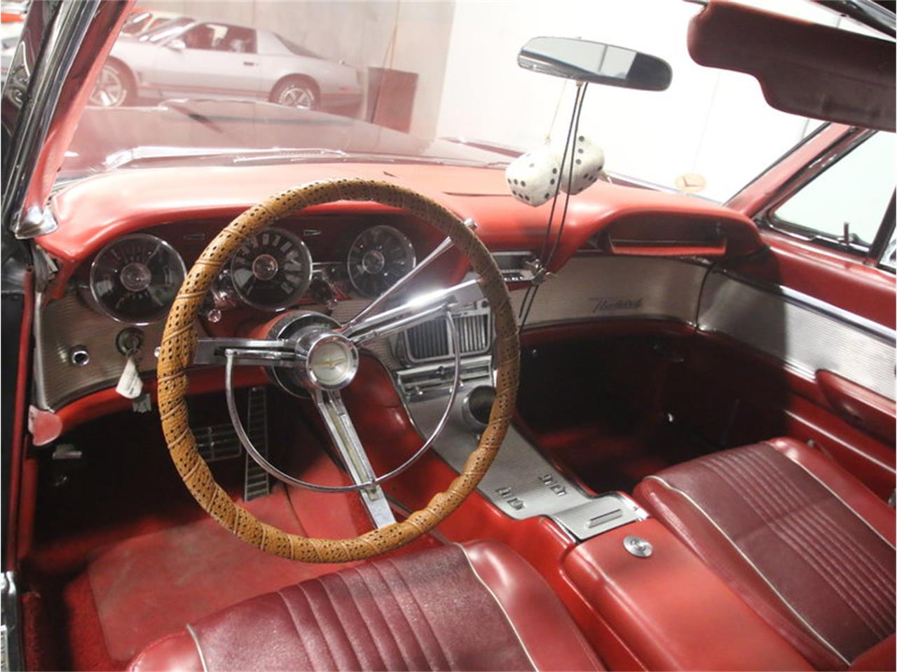 Large Picture of 1963 Ford Thunderbird Sports Roadster - LGAZ