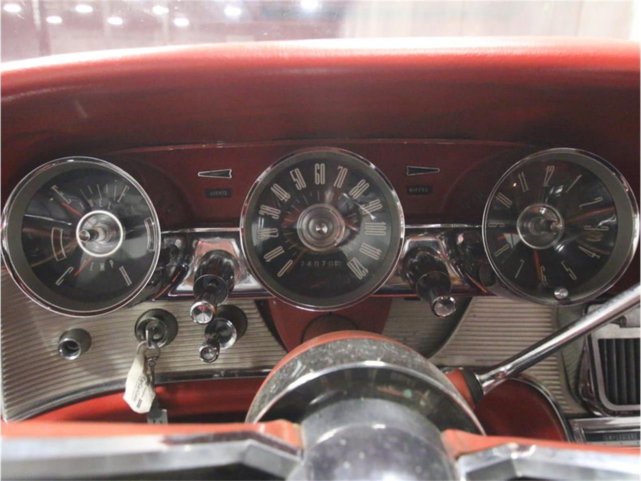 Large Picture of Classic 1963 Ford Thunderbird Sports Roadster located in Georgia - $31,995.00 Offered by Streetside Classics - Atlanta - LGAZ
