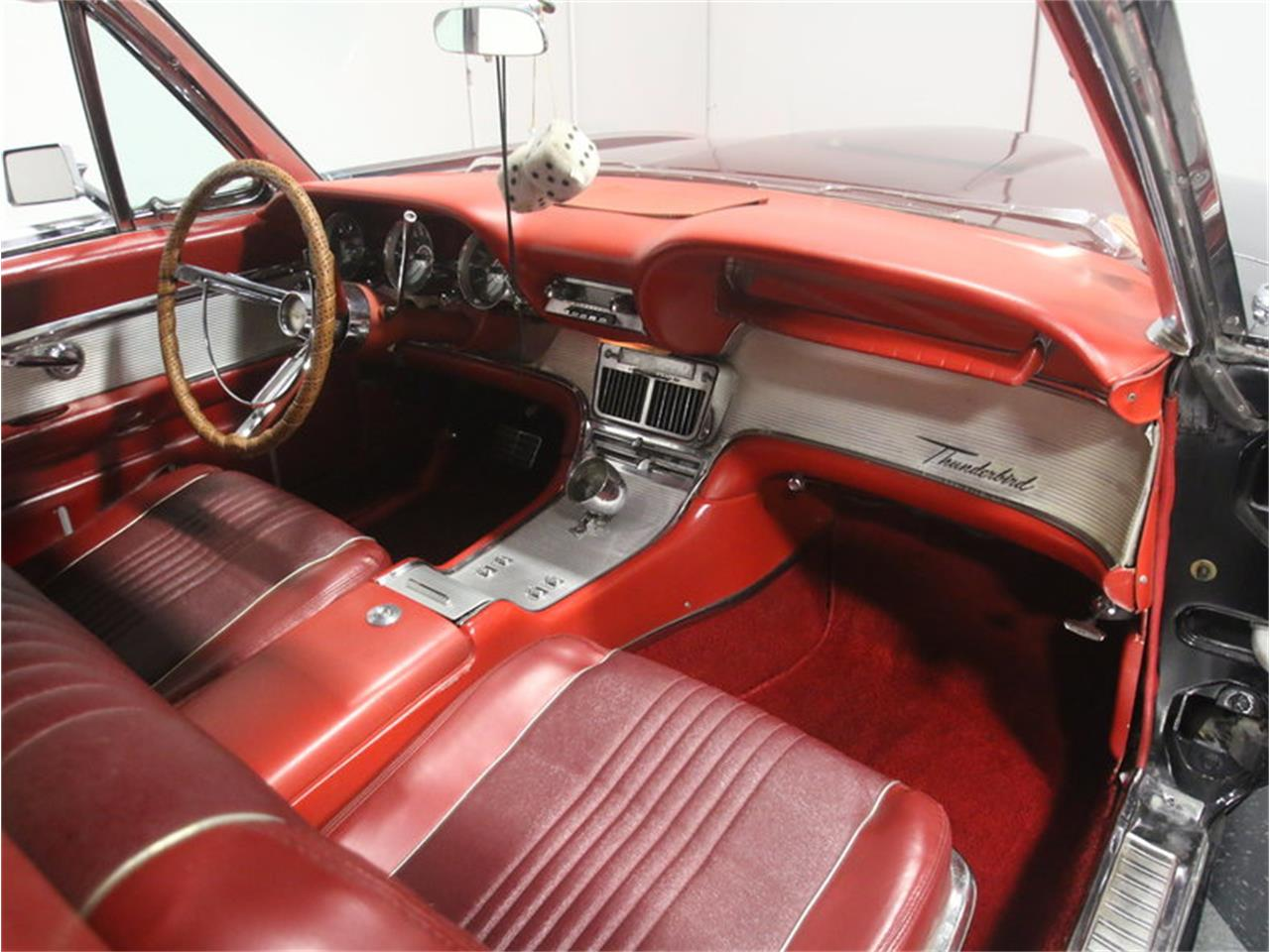 Large Picture of Classic 1963 Ford Thunderbird Sports Roadster located in Lithia Springs Georgia - $31,995.00 - LGAZ