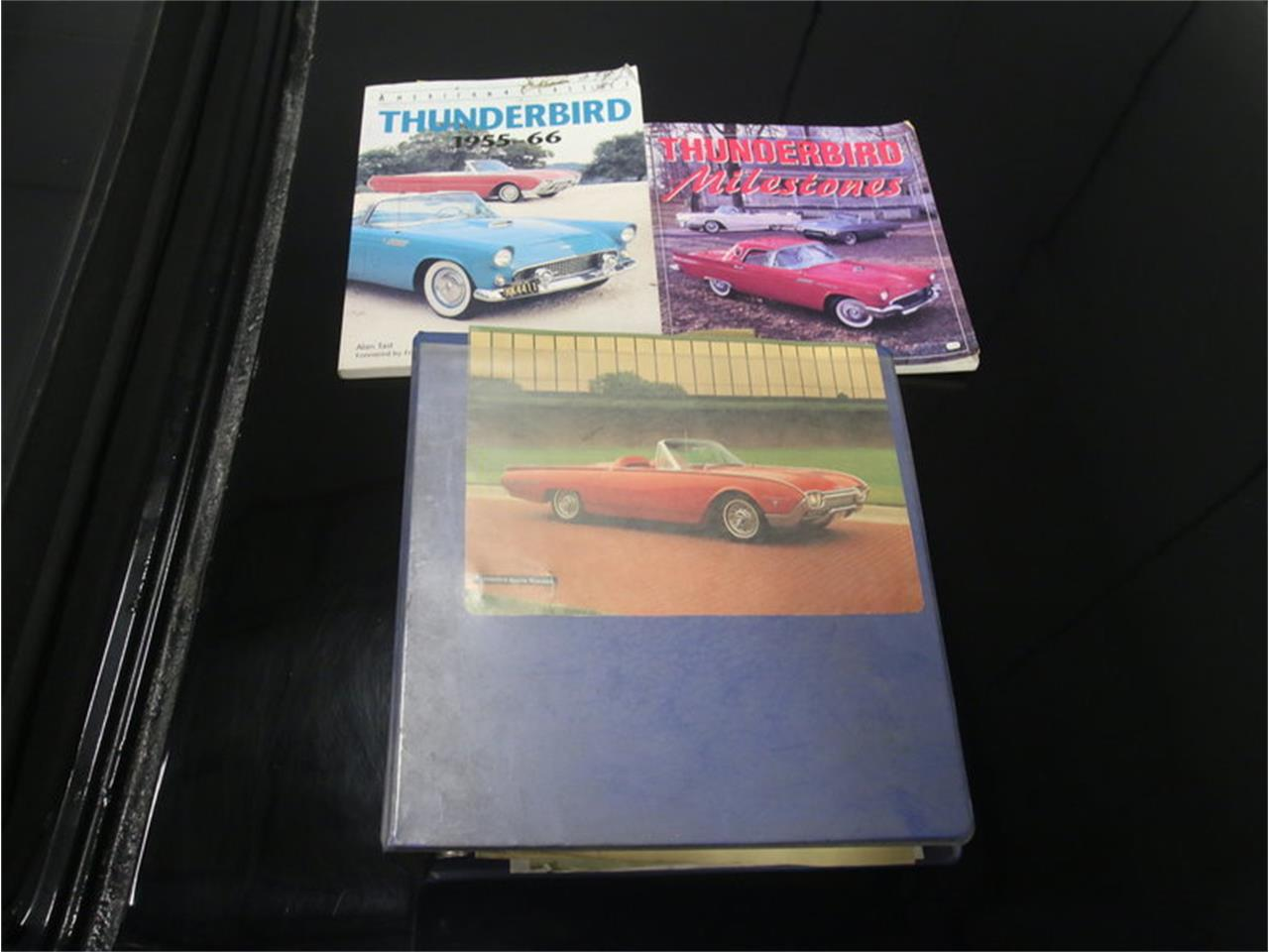 Large Picture of Classic '63 Ford Thunderbird Sports Roadster - $31,995.00 - LGAZ