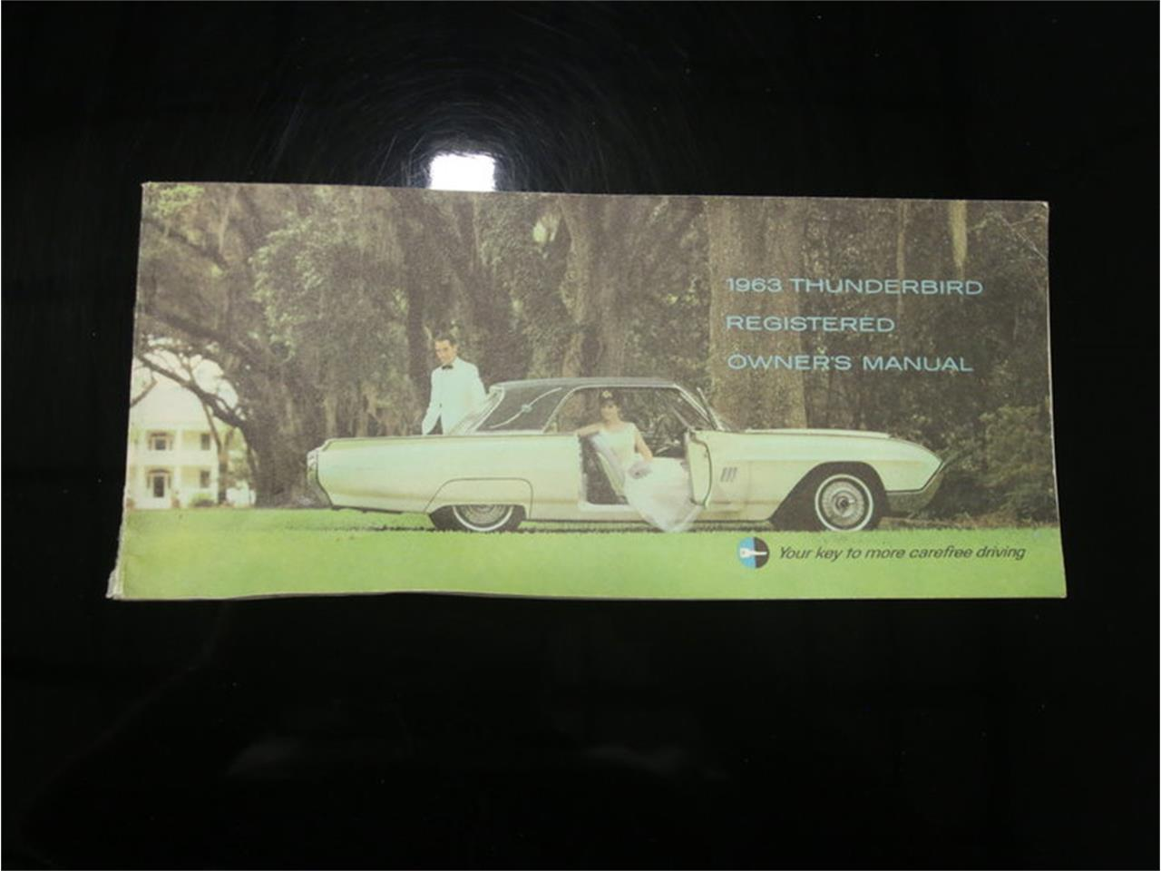 Large Picture of Classic 1963 Thunderbird Sports Roadster - $31,995.00 Offered by Streetside Classics - Atlanta - LGAZ