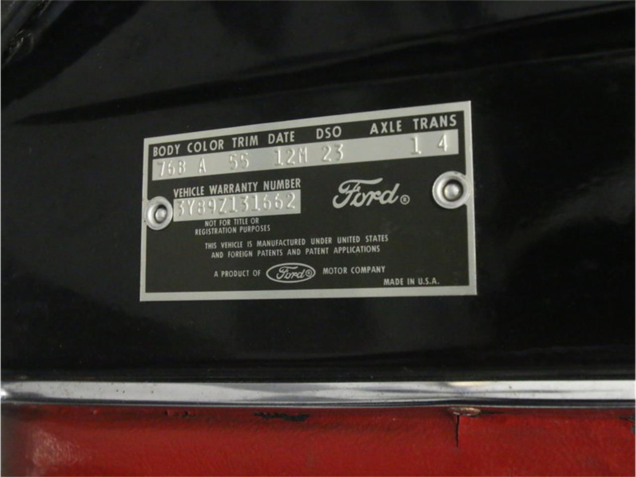 Large Picture of '63 Thunderbird Sports Roadster located in Georgia - $31,995.00 Offered by Streetside Classics - Atlanta - LGAZ
