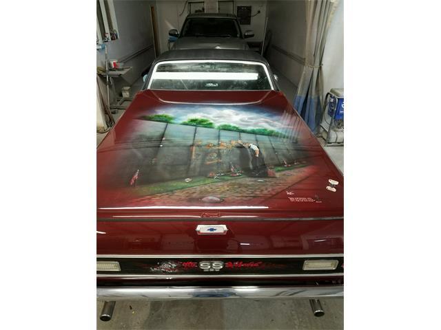 1968 Chevrolet El Camino SS