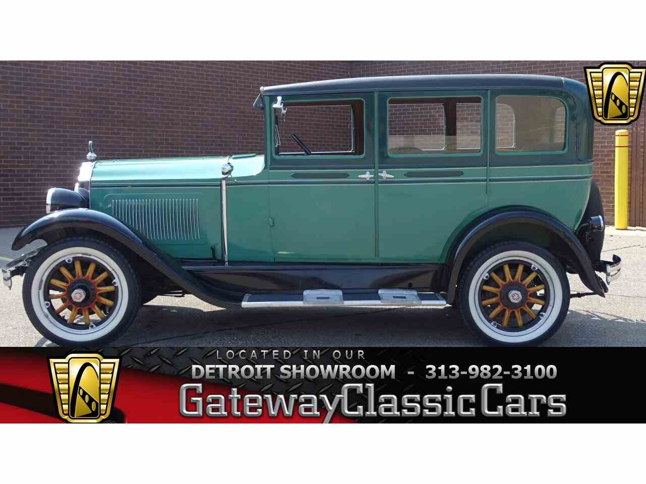 1928 Willys Knight for Sale | ClassicCars.com | CC-1009143