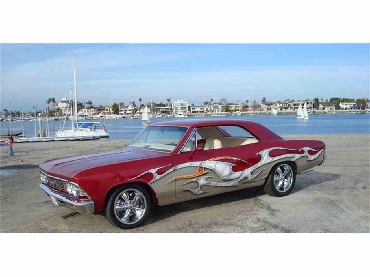 1966 Chevrolet Chevelle for Sale | ClassicCars.com | CC-1009196