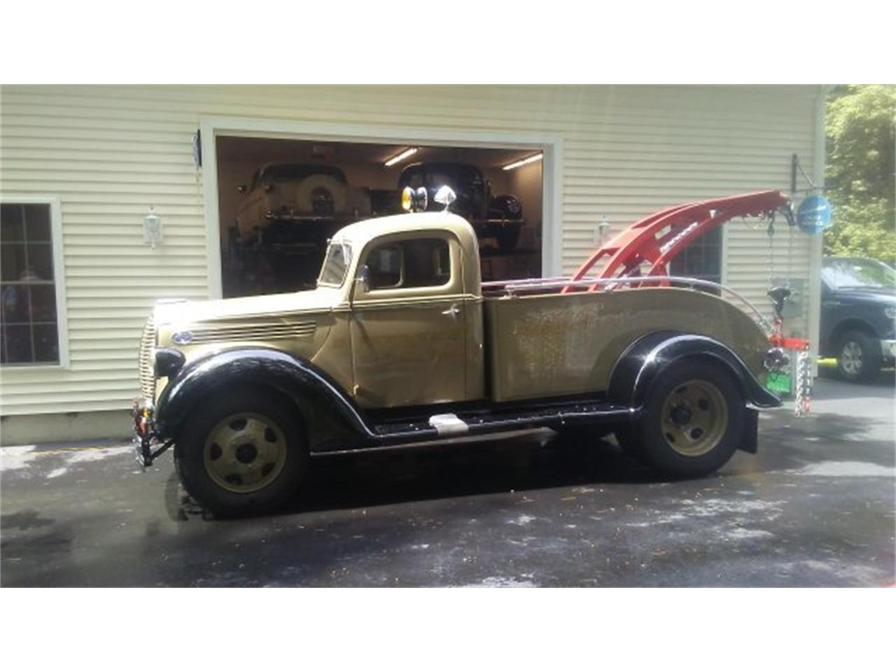 Large Picture of '39 Pickup located in Massachusetts - $33,500.00 Offered by CARuso Classic Cars - LMPE