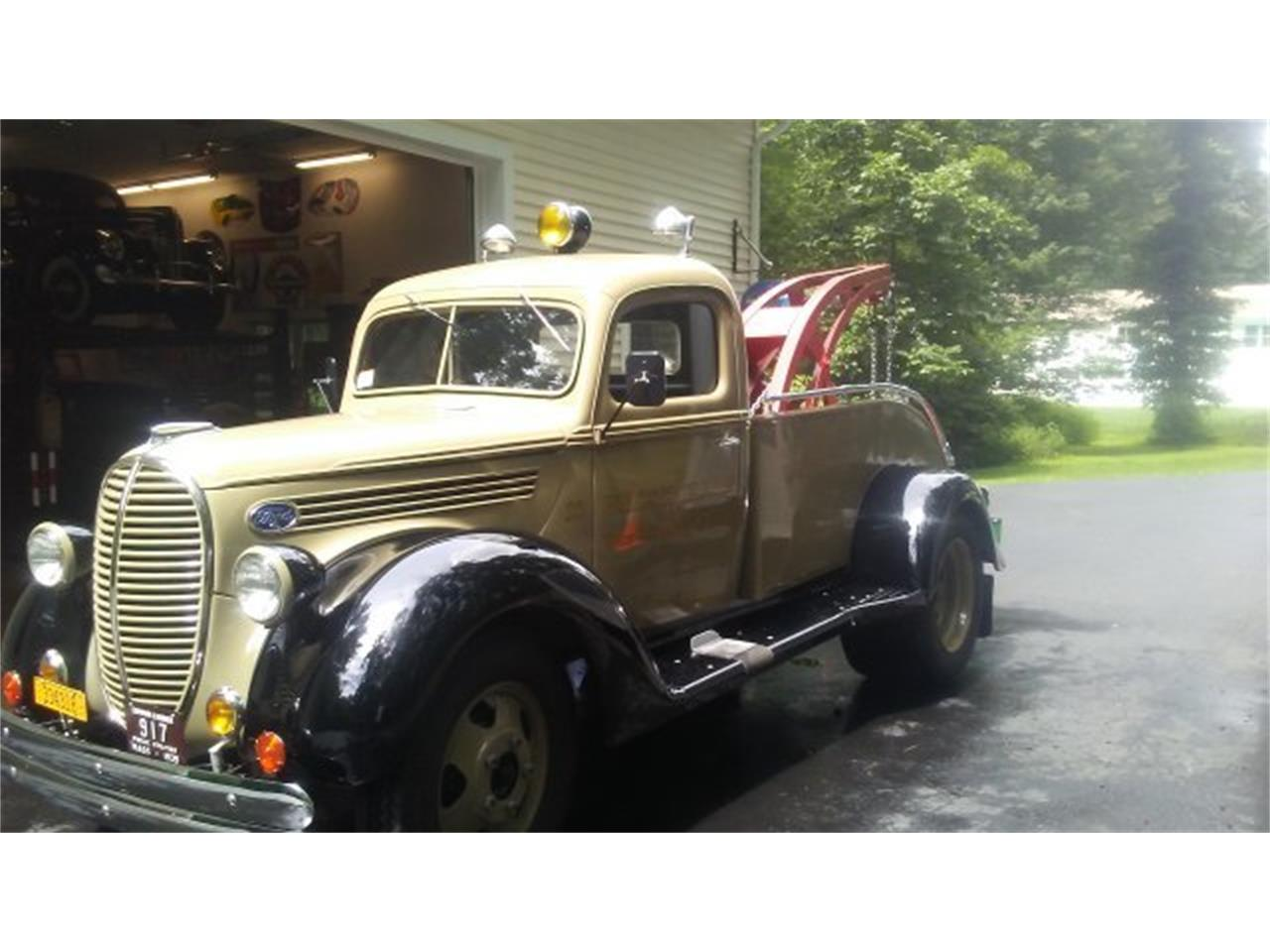 Large Picture of 1939 Ford Pickup located in Hanover Massachusetts - $33,500.00 Offered by CARuso Classic Cars - LMPE