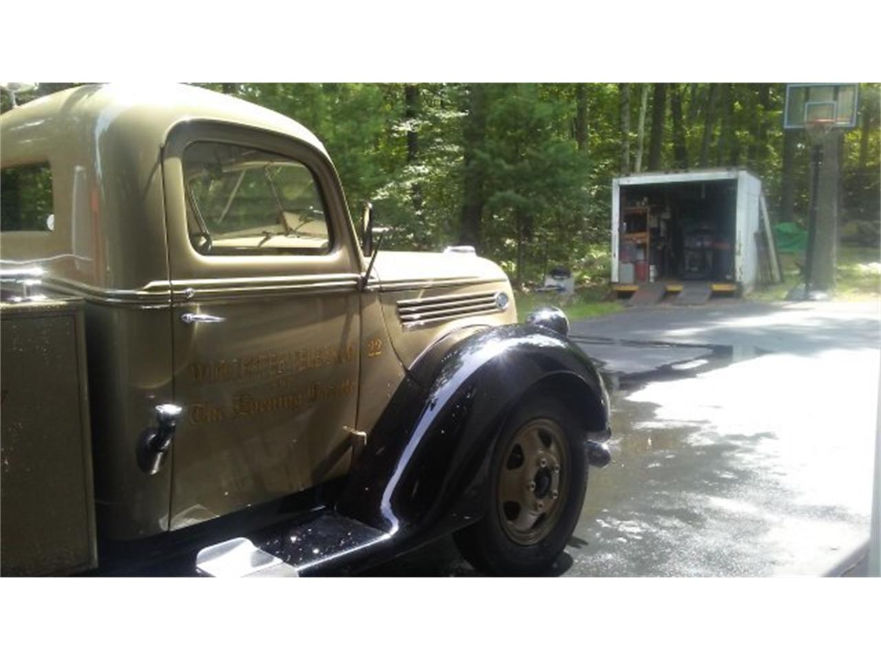 Large Picture of Classic '39 Ford Pickup located in Massachusetts - LMPE