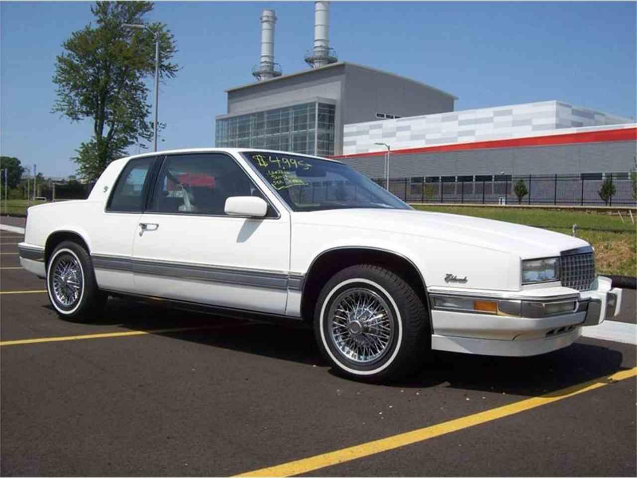 1989 Cadillac Eldorado for Sale | ClicCars.com | CC-1009215
