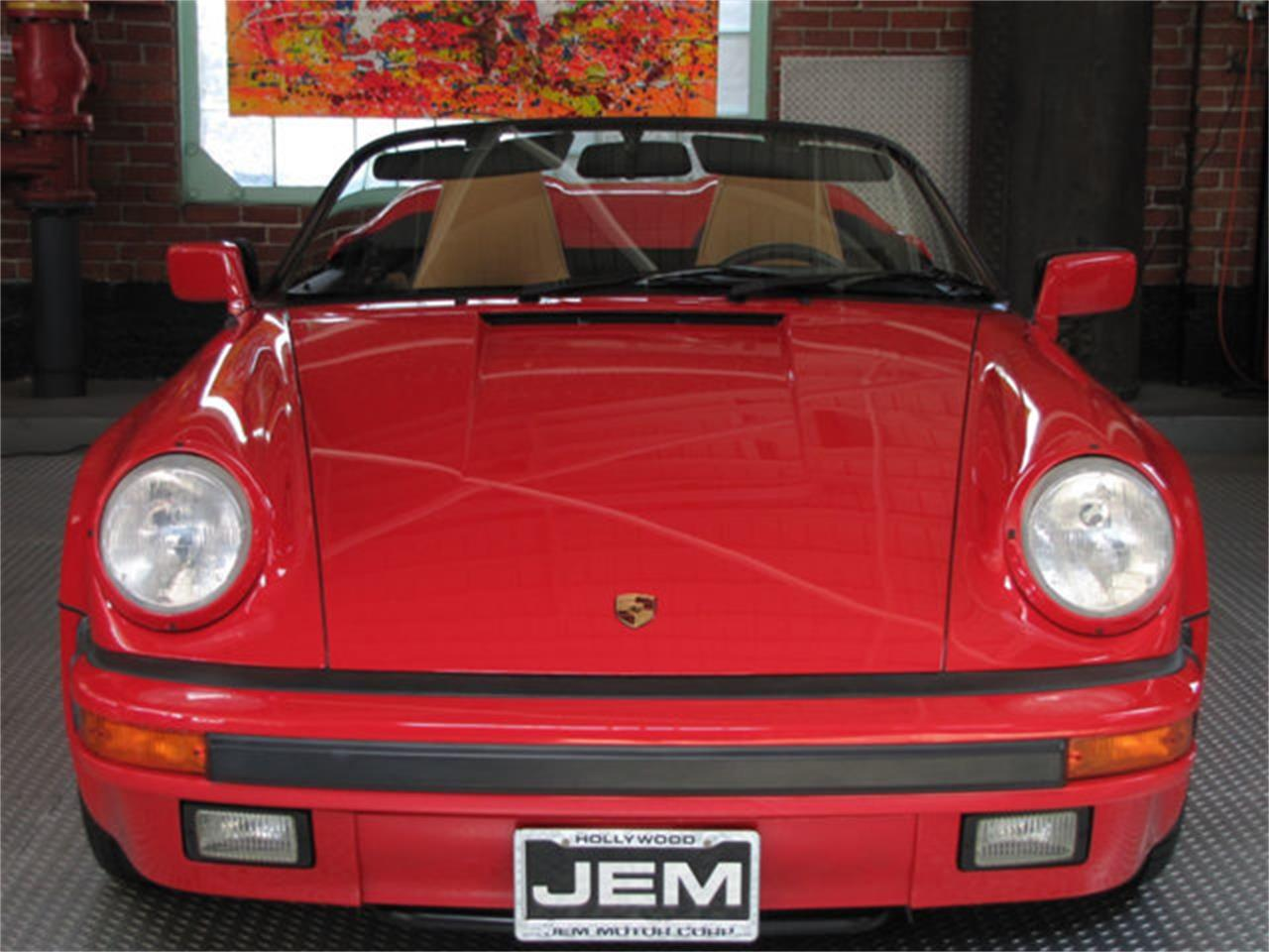 Large Picture of '89 911 Carrera - LMQP