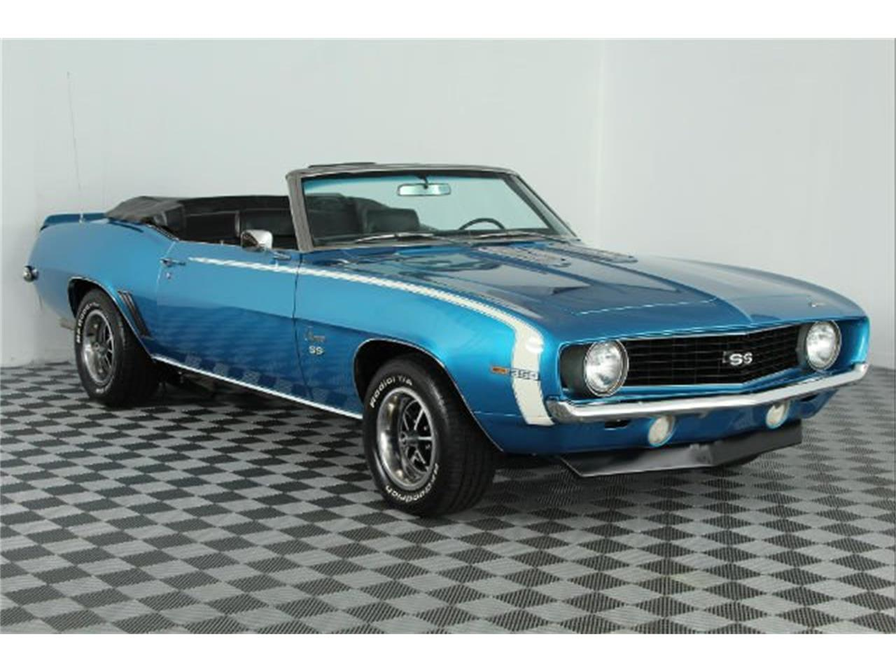 Large Picture of '69 Camaro - LMQR