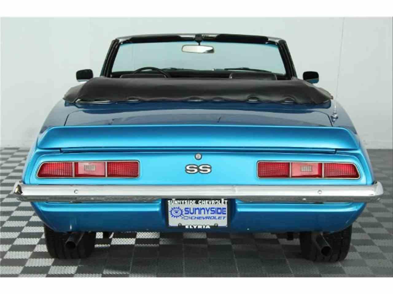 Large Picture of '69 Camaro - LMQR