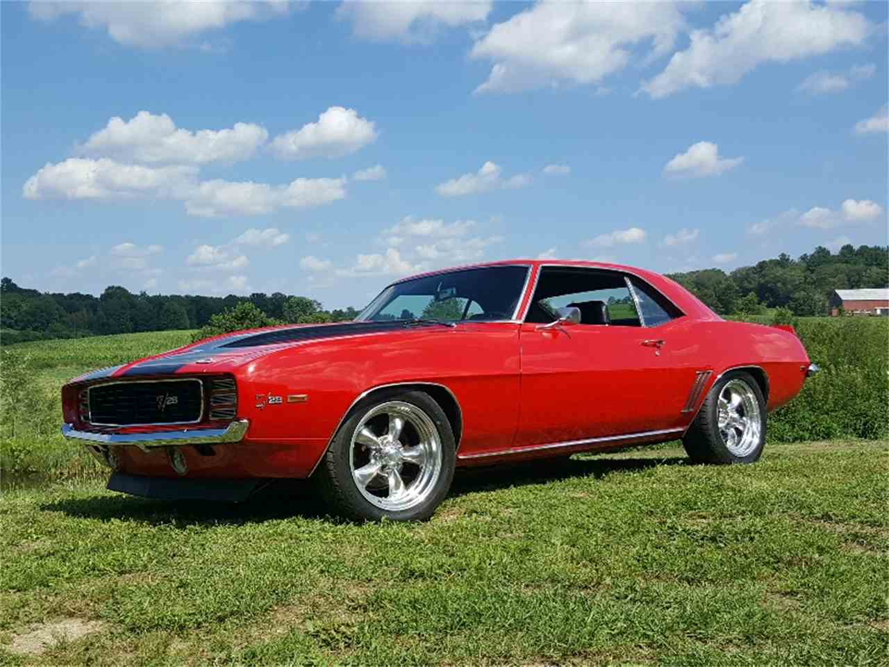 Large Picture of '69 Camaro RS Z28 - LMRS