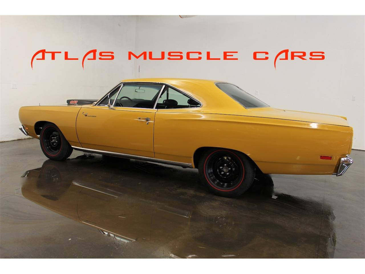 Large Picture of Classic '69 Road Runner located in Blue Ridge Texas - $85,000.00 Offered by Atlas Muscle Cars - LMSB