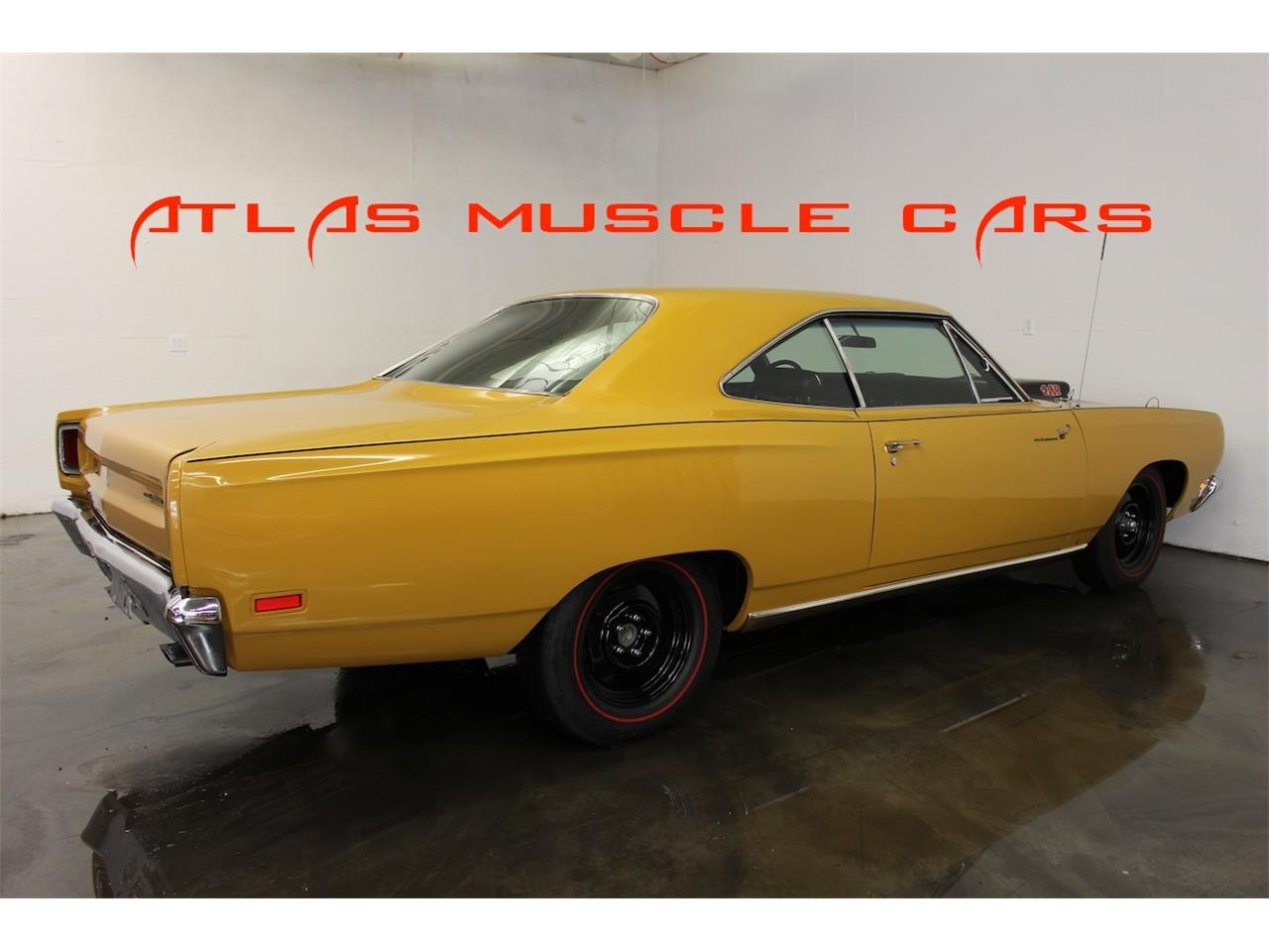 Large Picture of 1969 Plymouth Road Runner - $85,000.00 Offered by Atlas Muscle Cars - LMSB