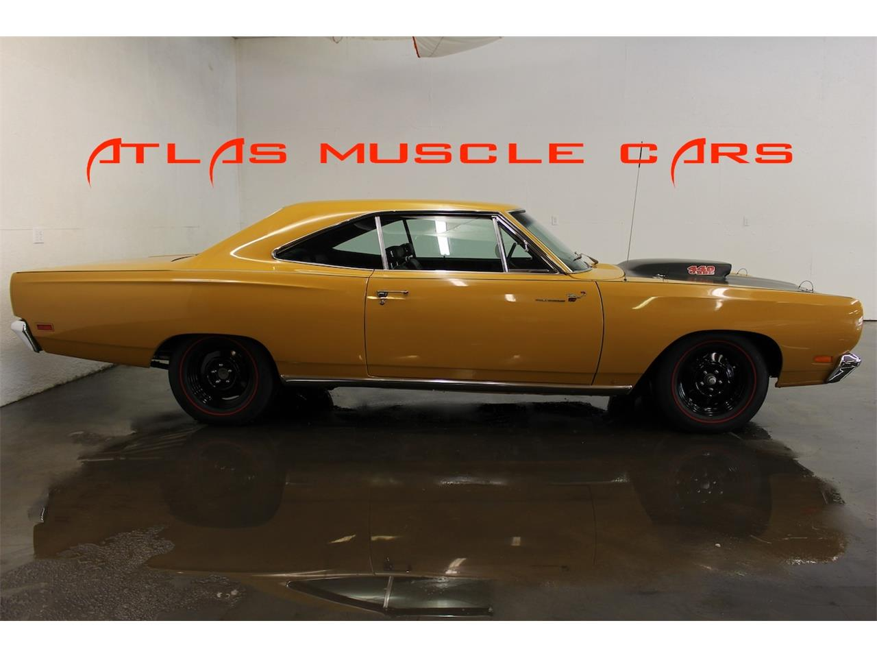 Large Picture of 1969 Plymouth Road Runner located in Texas - $85,000.00 - LMSB