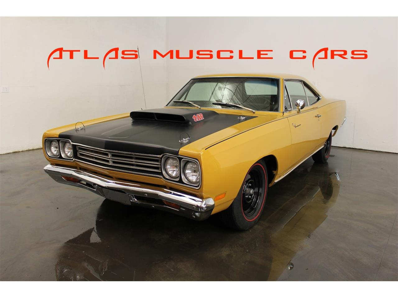 Large Picture of Classic 1969 Plymouth Road Runner located in Texas - LMSB