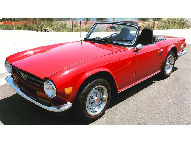 Picture of '73 TR6 - LMSC