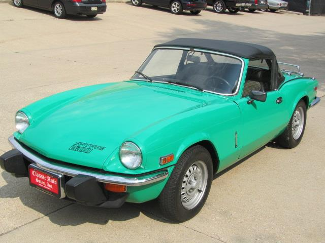 Picture of '77 Triumph Spitfire - $12,900.00 Offered by  - LMSE
