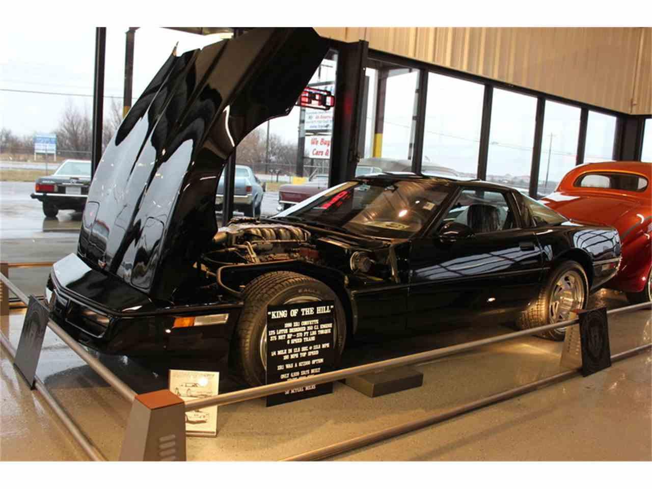 Large Picture of 1990 Chevrolet Corvette - LGBP