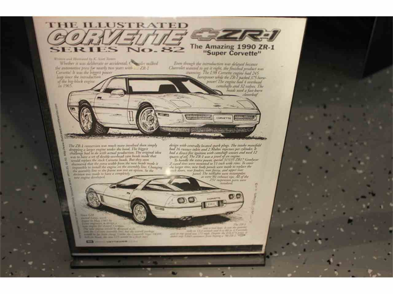 Large Picture of 1990 Chevrolet Corvette located in Fort Worth Texas - $55,000.00 - LGBP