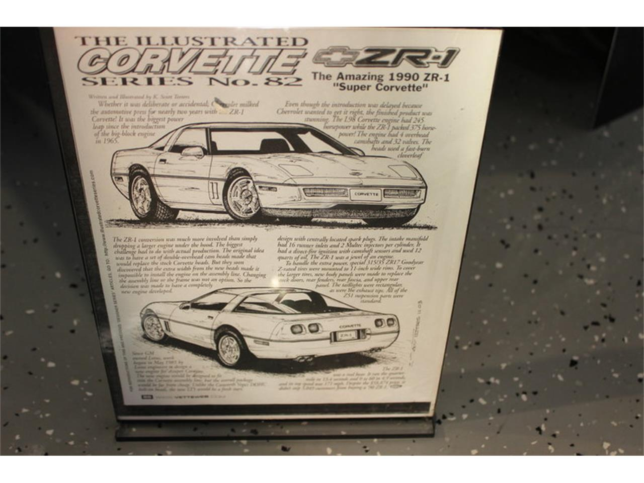 Large Picture of '90 Corvette - LGBP