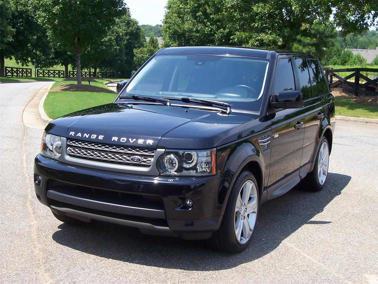 Large Picture of '11 Range Rover located in Georgia Offered by Cloud 9 Classics - LMTA