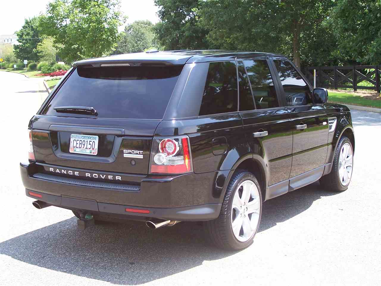 Large Picture of '11 Range Rover - LMTA