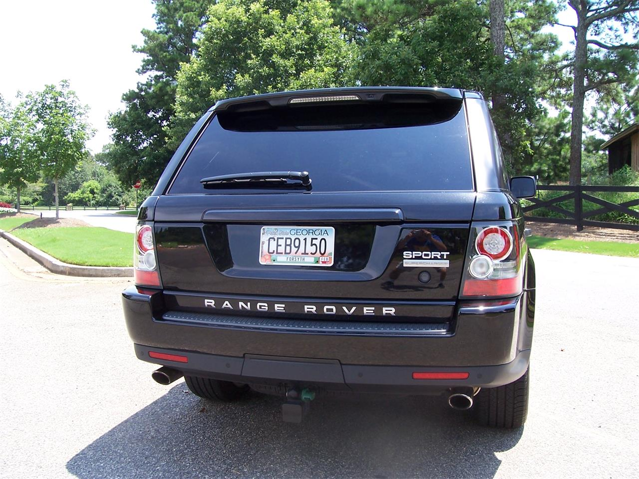 Large Picture of '11 Land Rover Range Rover - LMTA
