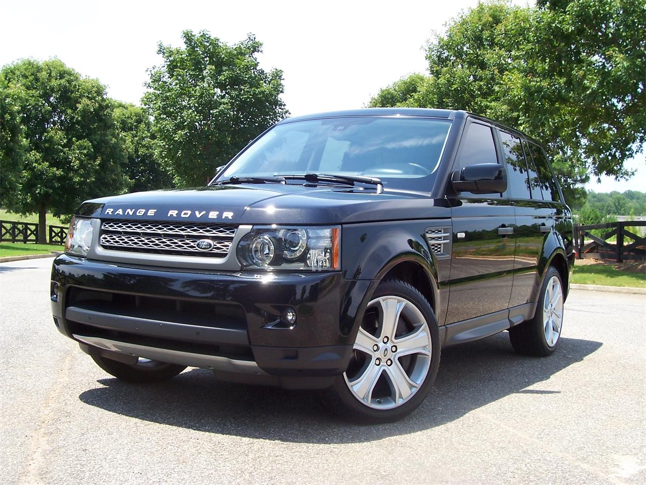 Large Picture of 2011 Range Rover located in Georgia - $34,900.00 Offered by Cloud 9 Classics - LMTA