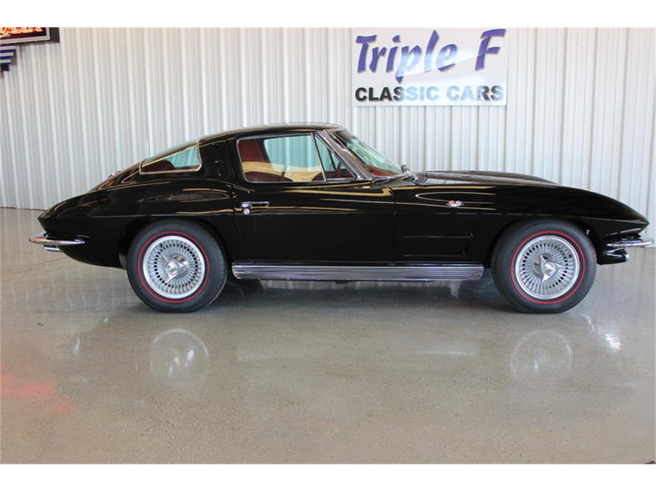Large Picture of 1963 Chevrolet Corvette Offered by Triple F Automotive - LGBR