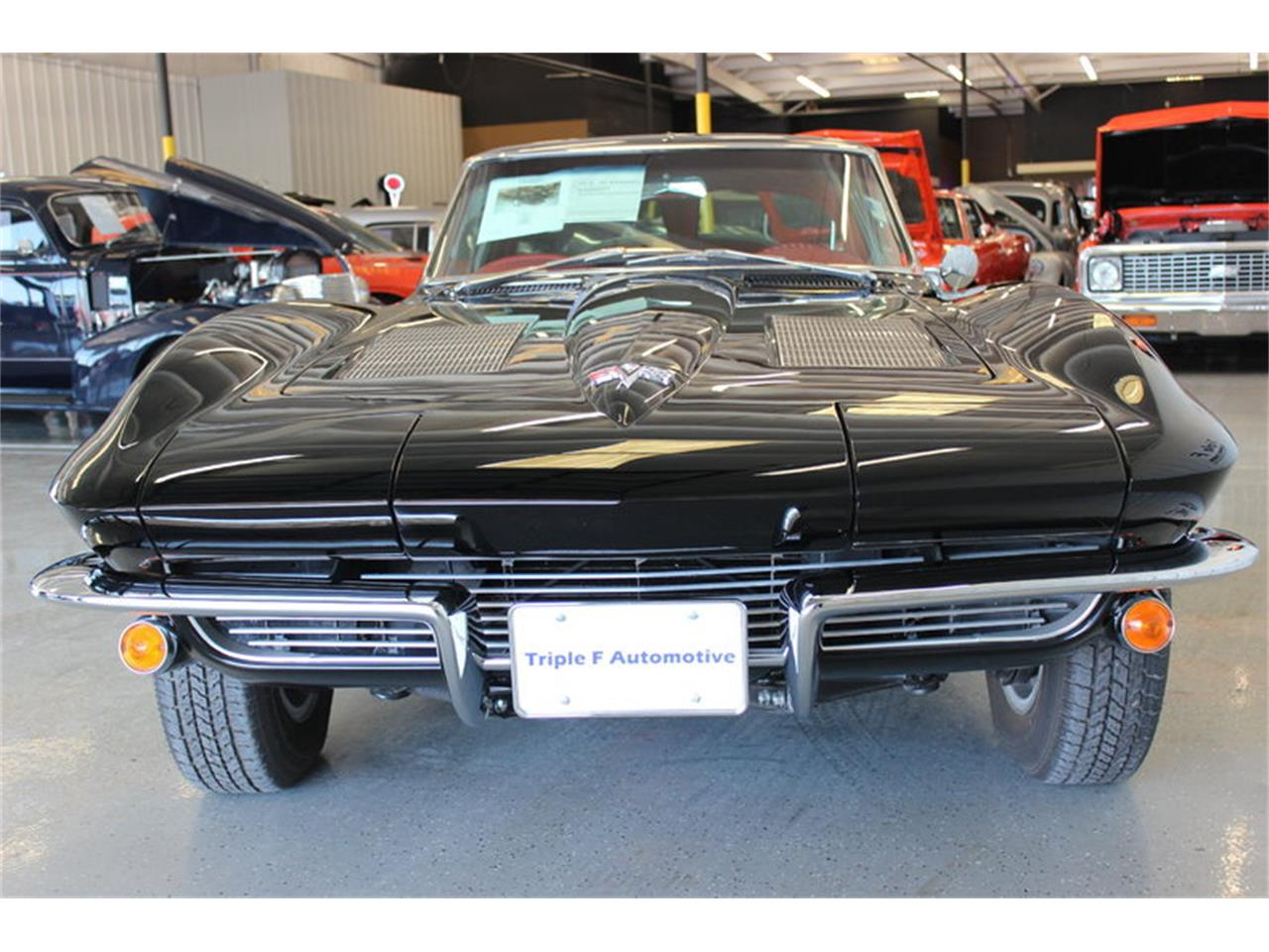 Large Picture of Classic 1963 Corvette Offered by Triple F Automotive - LGBR
