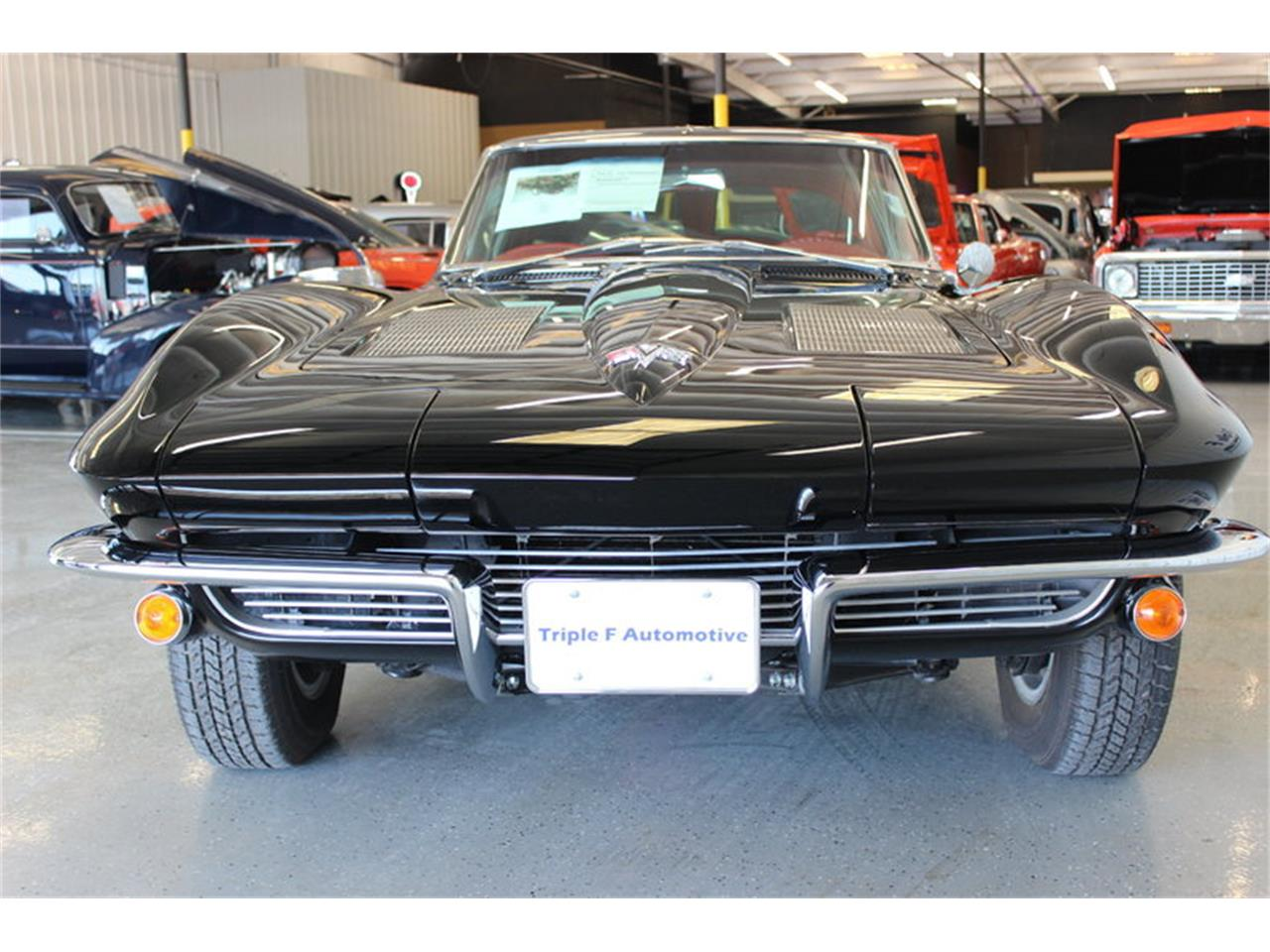 Large Picture of Classic '63 Chevrolet Corvette - $119,950.00 Offered by Triple F Automotive - LGBR
