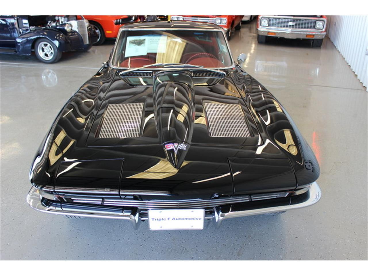 Large Picture of 1963 Chevrolet Corvette located in Fort Worth Texas - $119,950.00 - LGBR