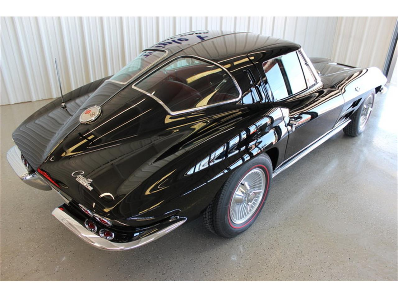 Large Picture of Classic '63 Corvette located in Fort Worth Texas Offered by Triple F Automotive - LGBR