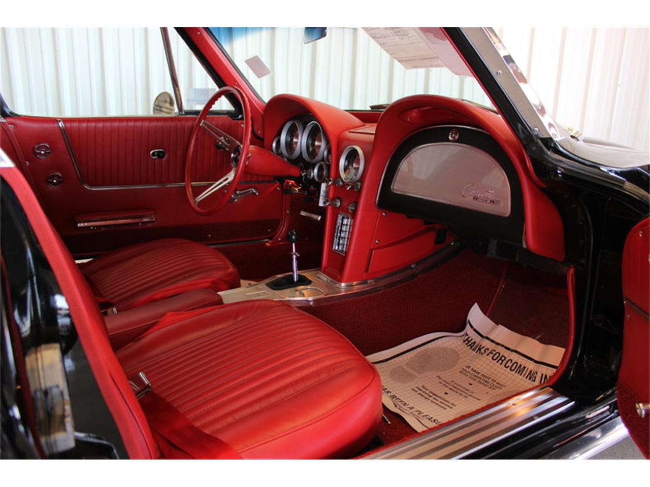 Large Picture of Classic '63 Corvette Offered by Triple F Automotive - LGBR