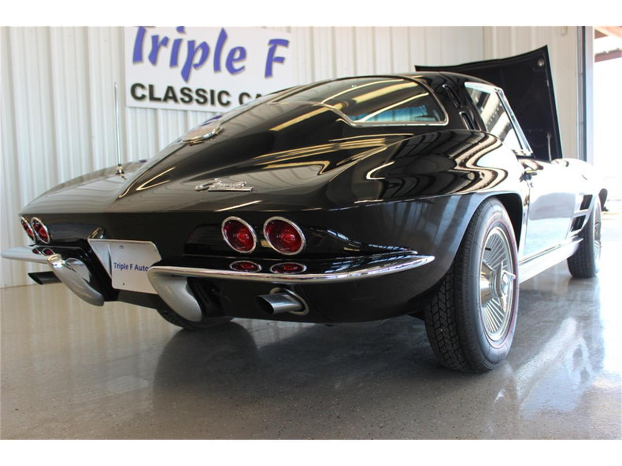 Large Picture of '63 Chevrolet Corvette located in Texas Offered by Triple F Automotive - LGBR