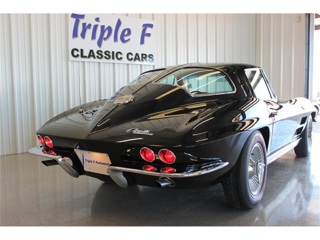 Large Picture of Classic '63 Chevrolet Corvette located in Fort Worth Texas - LGBR