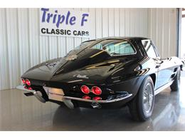 Picture of Classic 1963 Chevrolet Corvette located in Fort Worth Texas - $119,950.00 Offered by Triple F Automotive - LGBR