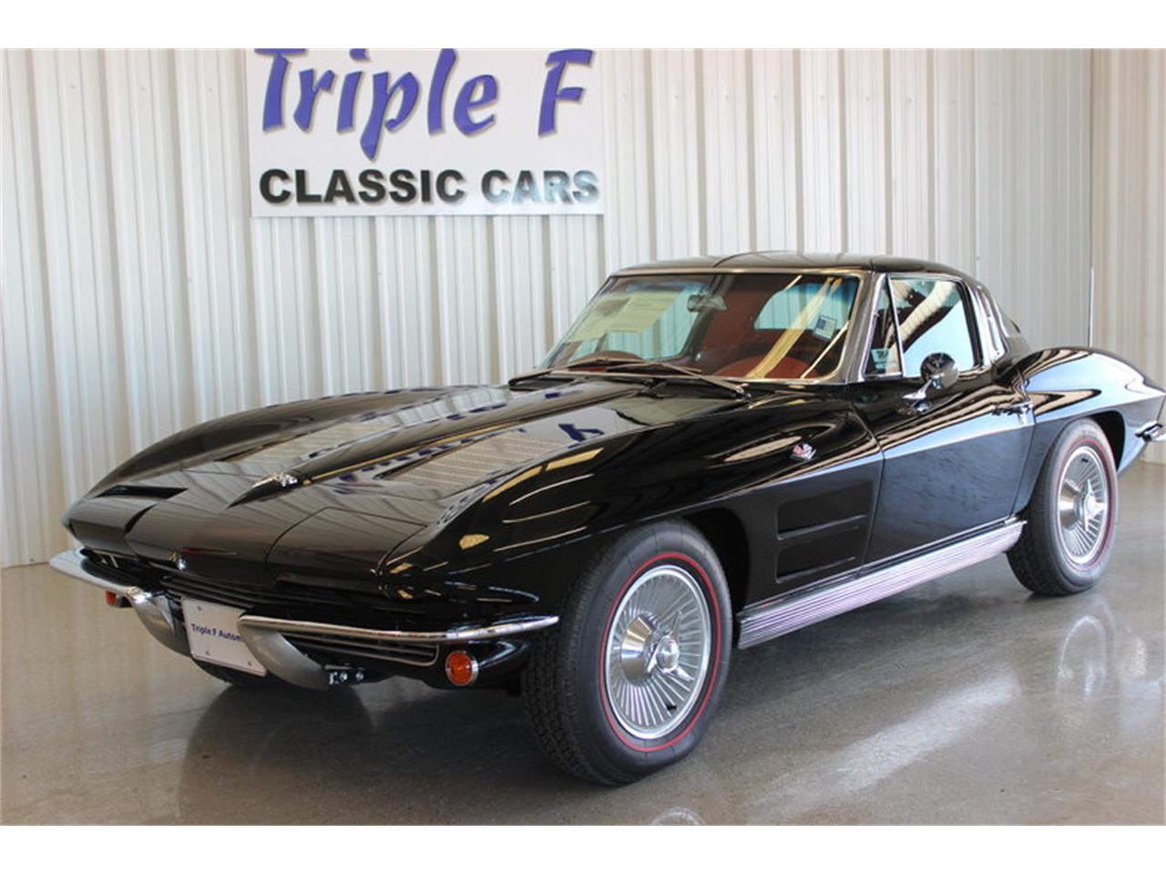 Large Picture of 1963 Chevrolet Corvette located in Fort Worth Texas - $119,950.00 Offered by Triple F Automotive - LGBR