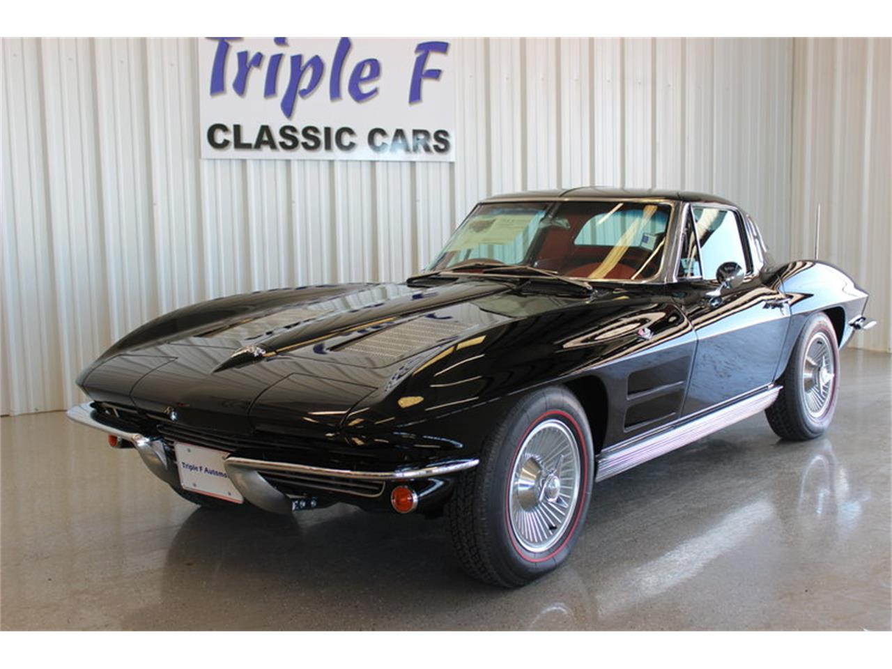 Large Picture of Classic '63 Corvette - $119,950.00 Offered by Triple F Automotive - LGBR