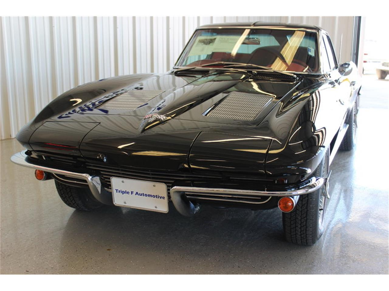Large Picture of Classic '63 Chevrolet Corvette - LGBR