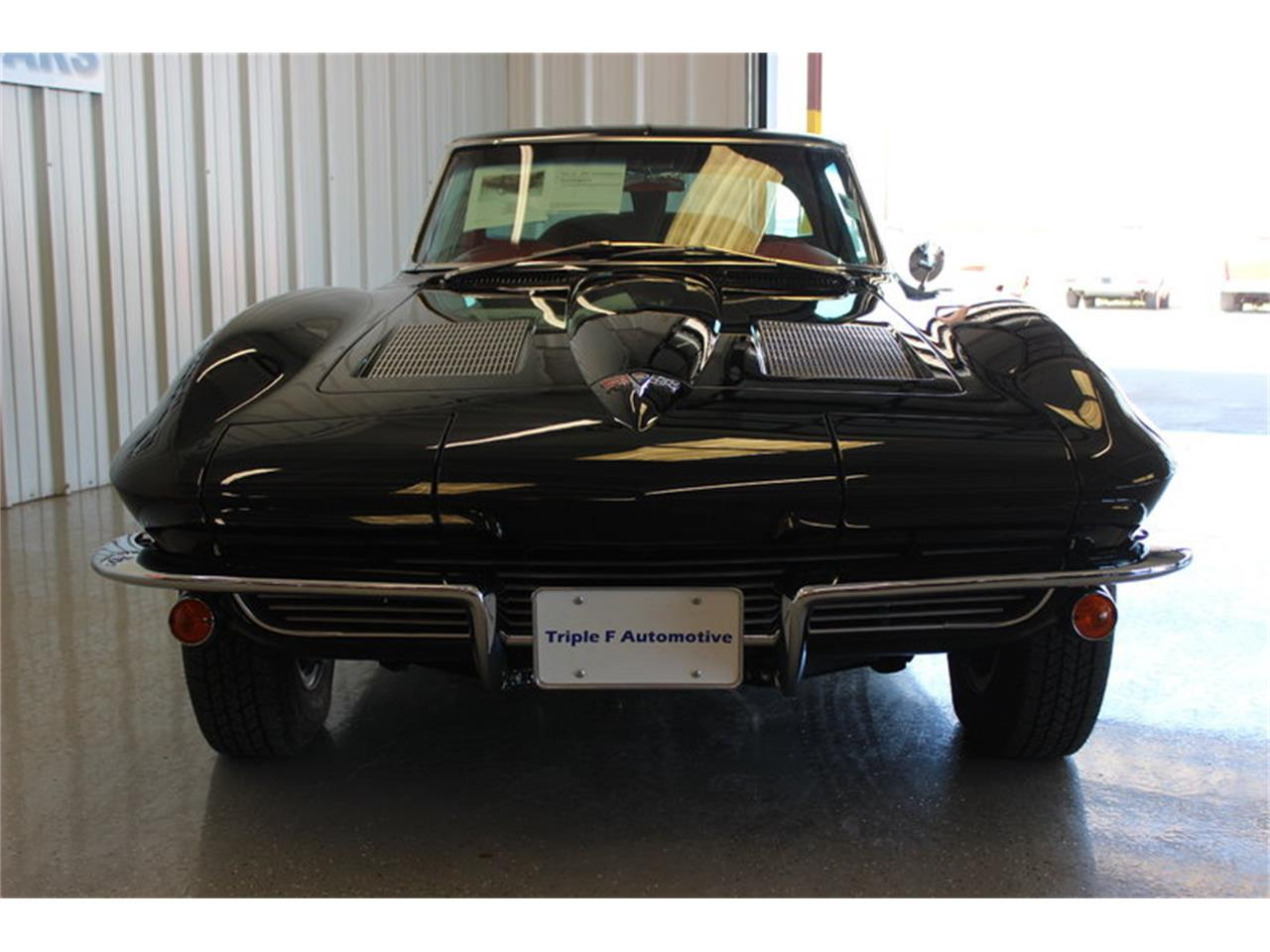 Large Picture of 1963 Chevrolet Corvette located in Texas Offered by Triple F Automotive - LGBR