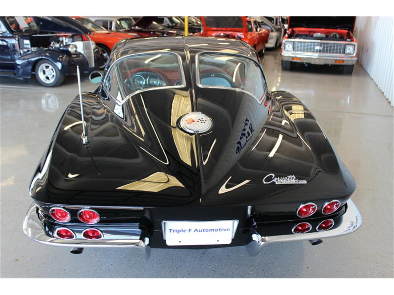 Large Picture of Classic 1963 Chevrolet Corvette - LGBR