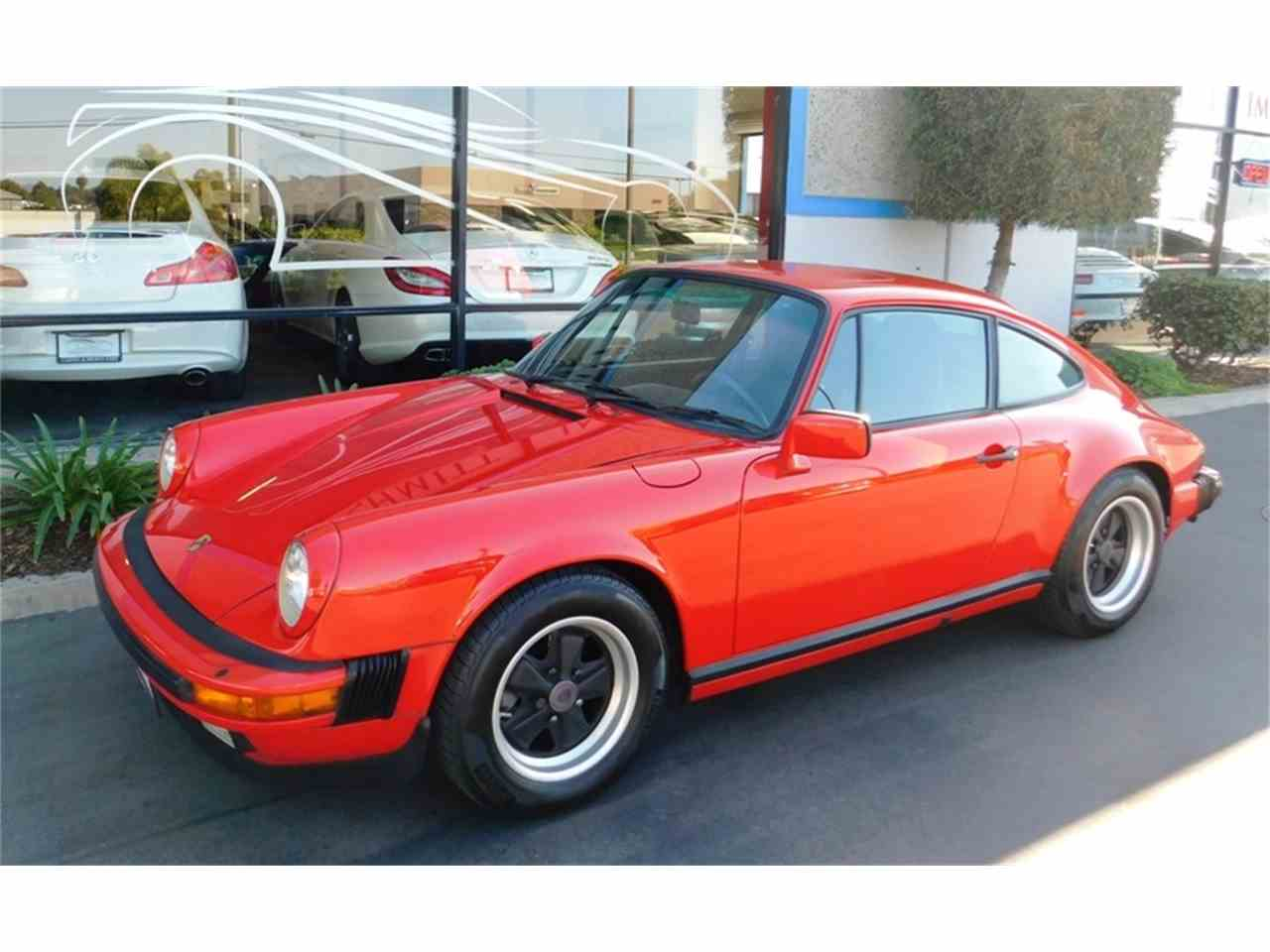 1985 Porsche 911 Carrera for Sale | ClassicCars.com | CC-1009352
