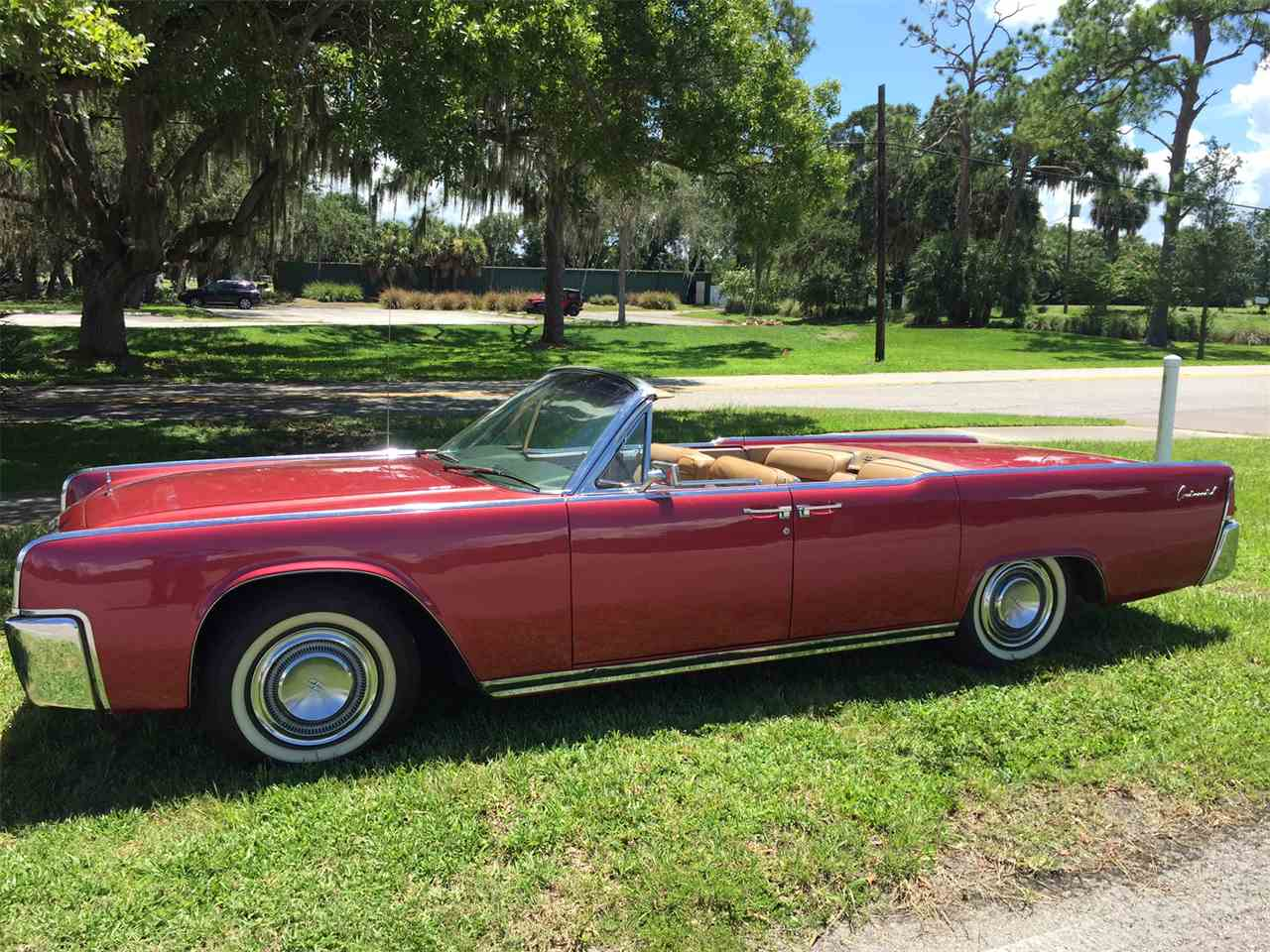 1963 Lincoln Continental for Sale | ClassicCars.com | CC-1009361