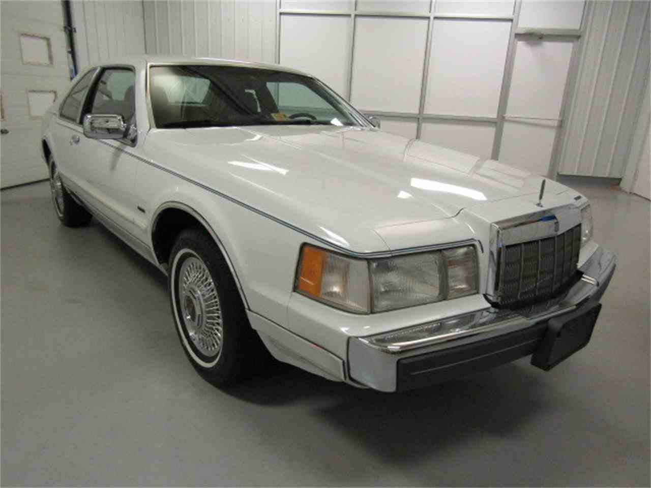 1988 Lincoln Continental for Sale | ClicCars.com | CC-1009382