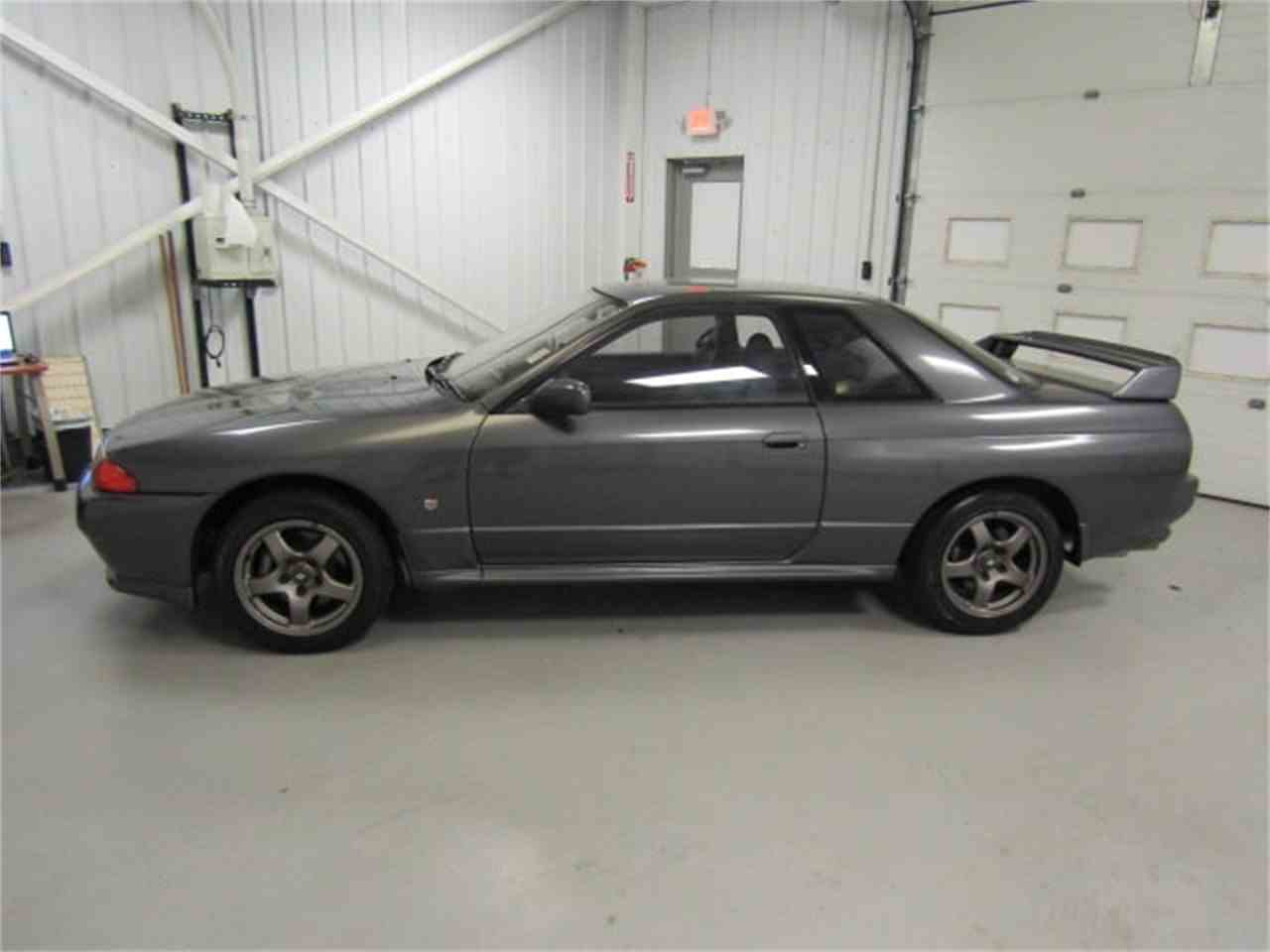 Large Picture of '91 Skyline - LMUH